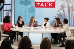 Julia Stiles - The Talk: February 8th 2019
