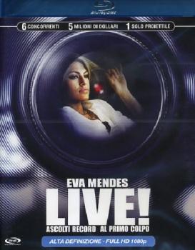 Live! - Ascolti record al primo colpo (2007) Full Blu-Ray 22Gb VC-1 ITA ENG DTS-HD MA 5.1