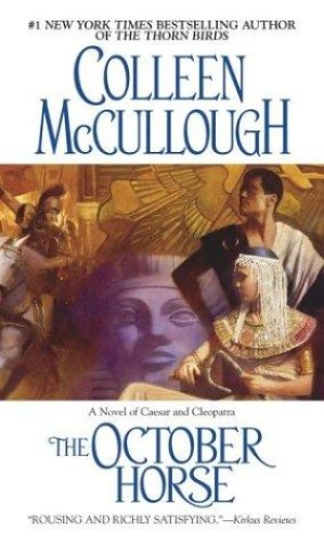 Colleen McCullough - [Masters of Rome 06] - October Horse (2002)
