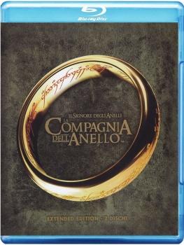 Il Signore degli Anelli - La Compagnia dell'Anello (2001) [Extended] .mkv HD 720p HEVC x265 AC3 ITA-ENG