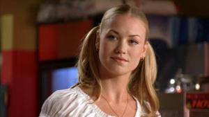 Yvonne Strahovski , Sarah Lancaster | Chuck S01 E06 (2007) | BluRay 1080p
