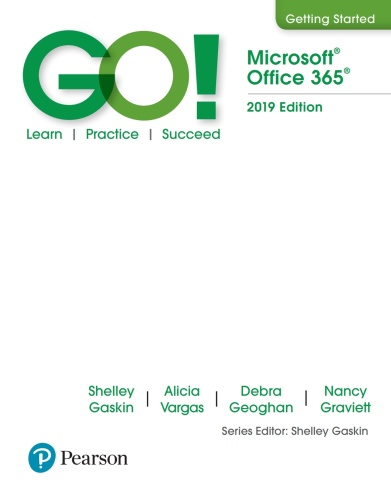 GO with Microsoft Office  Getting Started