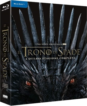 Il Trono di Spade - Stagione 8 (2019) [3 Blu-Ray] Full Blu-Ray 130Gb AVC ITA DD 5.1 ENG TrueHD 7.1 MULTI