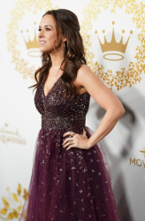 Lacey Chabert - Hallmark Movies & Mysteries 2019 Winter TCA Tour in Pasadena 2/9/19
