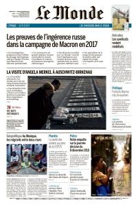 Le Monde - 08 12 (2019)