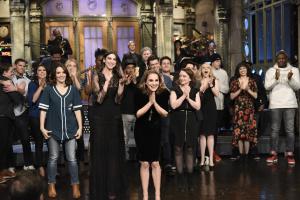 Natalie Portman -               ''Saturday Night Live'' New York City February 3rd 2018.