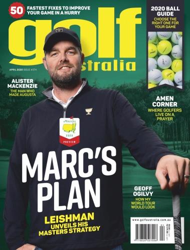 Golf Australia - April (2020)