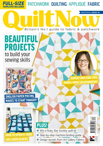 Quilt Now - Issue 74 - February (2020)