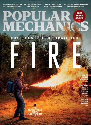 Popular Mechanics USA - 12 (2019)
