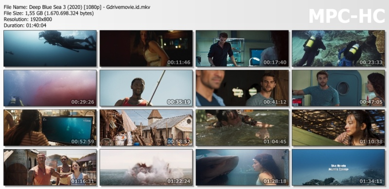 Free Download movie Deep Blue Sea 3 (2020) [1080p] - Gdrivemovie.id at Google Drive