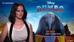 "Eva Green - ""Dumbo"" Interview 2019-03-21"