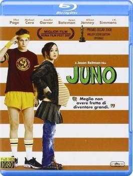 Juno (2007) .mkv FullHD 1080p HEVC x265 DTS ITA AC3 ENG