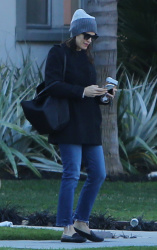 Jennifer Garner - Out in Santa Monica 1/23/19