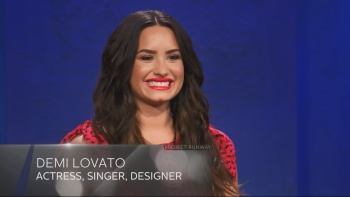 Demi Lovato - Project Runway - S16E05 We're Sleeping Wear 1080i HDMania