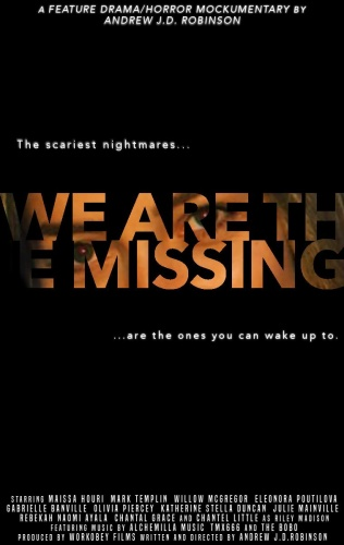 We Are the Missing 2020 1080p WEBRip AAC2 0 x264-BobDobbs