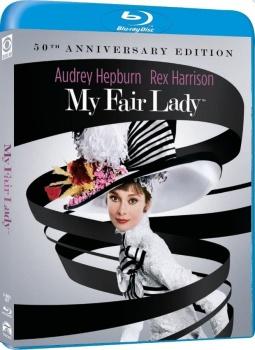 My Fair Lady (1964) Full Blu-Ray 44Gb AVC ITA DD 2.0 ENG DTS-HD MA 7.1 MULTI