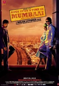 Once Upon a Time in Mumbaai (2010) Hindi - 720p  WEB-HD - x264 - DD 5 1 - ESubs - ...