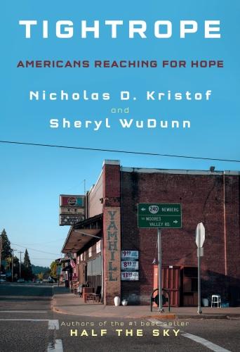 Tightrope by Nicholas D  Kristof, Sheryl WuDunn