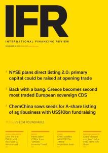 IFR Magazine  November 30 (2019)