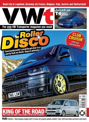 VWt Magazine - Issue 92 - April (2020)