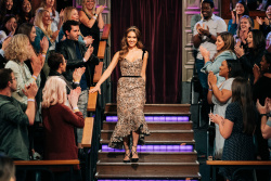 Jessica Alba - The Late Late Show with James Corden: May 21st 2019