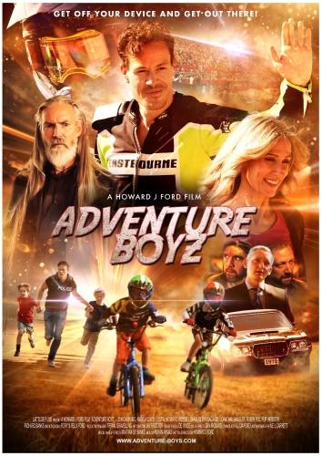 Adventure Boyz 2019 720p WEBRip 800MB x264-GalaxyRG