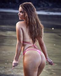 Barbara Palvin Bikini Photoshoot For Sports Illustrated in Costa Rica - December 2018 4qdlorsi_t