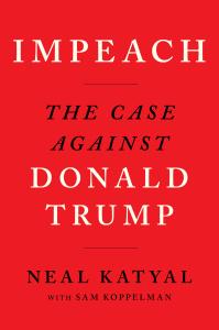 Impeach:The case against DONALD TRUMP