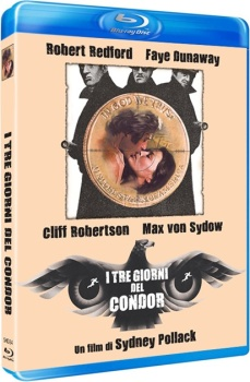 I tre giorni del Condor (1975) Full Blu-Ray 30Gb VC-1 ITA ENG SPA FRE GER DTS-HD MA 5.1