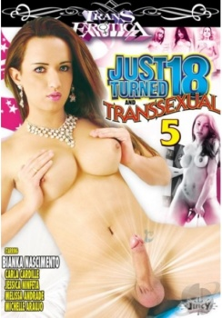 Just Turned 18 And Transsexual 5