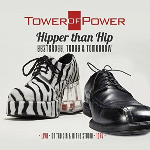 2013 Hipper Than Hip Yesterday,  & Tomorrow (2 СD)