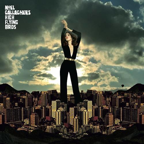 Noel Gallagher's High Flying Birds Blue Moon Rising () Alternative (2020)