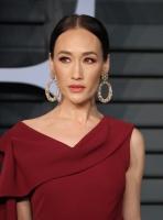 Maggie Q  -             Vanity Fair Oscar Party March 4th 2018.