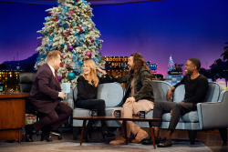 Julia Roberts - The Late Late Show with James Corden: December 13th 2018
