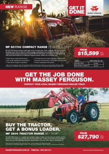 Farms and Farm Machinery - December (2019)