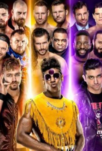 WWE Worlds Collide 2020 01 25 NXT vs NXT UK Pre Show 720p  h264-HEEL
