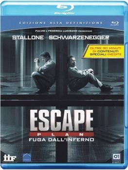 Escape Plan - Fuga dall'inferno (2013) Full Blu-Ray 25Gb AVC ITA ENG DTS-HD MA 5.1