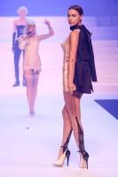 Irina Shayk -       Jean-Paul Gaultier Fashion Show Paris January 22nd 2020.