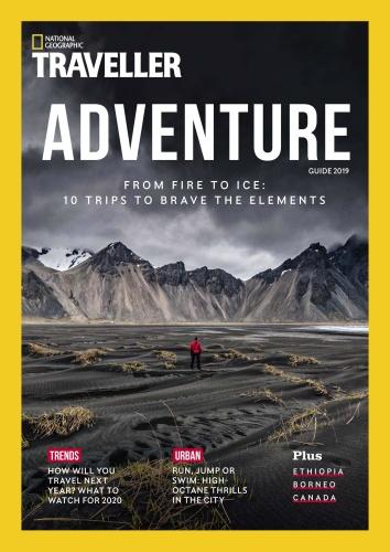National Geographic Traveller UK Adventure (2019)