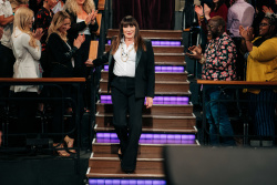 Anjelica Huston - The Late Late Show with James Corden: May 16th 2019