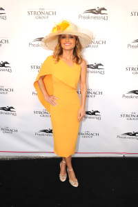 Giada De Laurentiis - 143rd Preakness Stakes at Primlico in Baltimore (5/19/18)