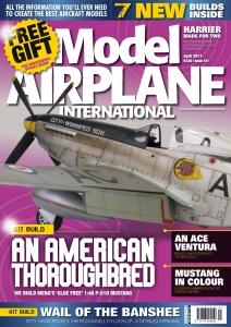 Model Airplane International - Issue 141 April (2017)