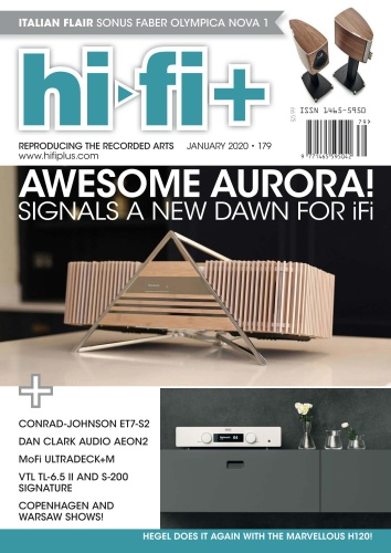 Hi-Fi - Issue 179 - January (2020)