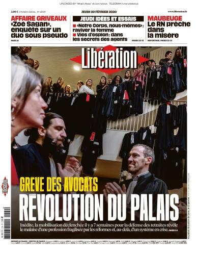 Libération - 20 02 (2020)