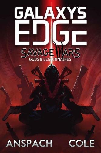 Gods & Legionnaires by Nick Cole, Jason Anspach