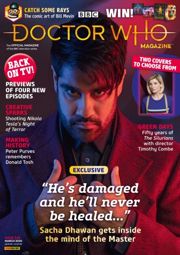 Doctor Who Magazine - Issue 548 - March (2020)