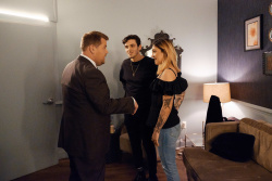Julia Michaels - The Late Late Show with James Corden: November 28th 2018