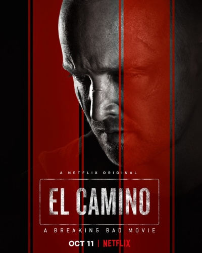 El Camino A Breaking Bad Movie 2020 BRRip XviD AC3-EVO