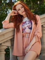 Madelaine Petsch -        Shein Fall (2019) Collection.