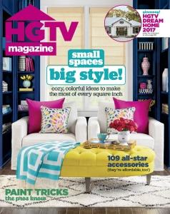 HGTV Magazine - January-February (2017)